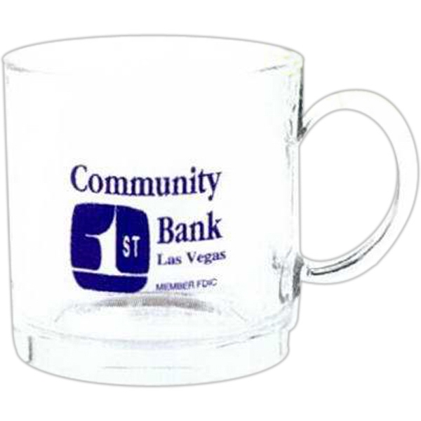 Libbey (r) - 7 Oz Small Glass Coffee Mug Photo