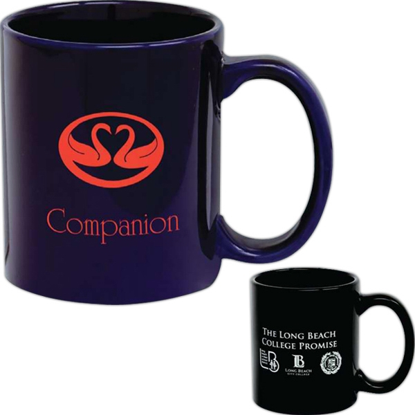 Lifandl - Luster Finish Will Make Your Logo Leap Off The Mug. 11 Oz. Ceramic Mug Photo