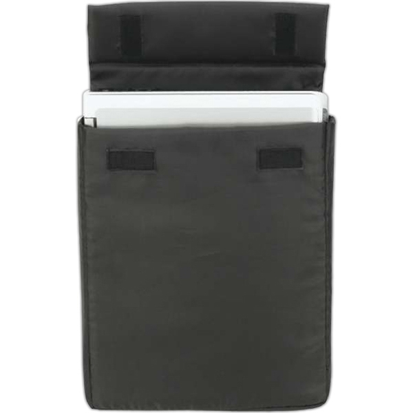 "15.4"" Vertical Computer Sleeve Comes In Black Photo"