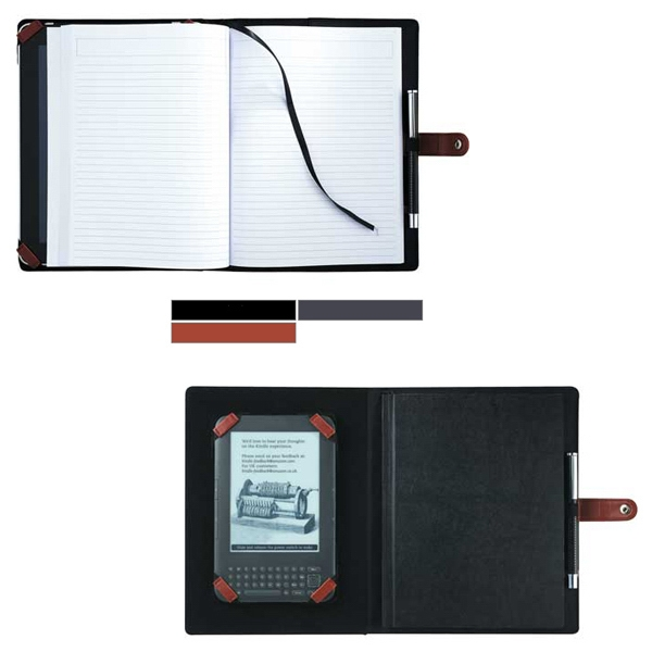 Journalbooks (r) Pedova - Journal With Snap Closure And Adjustable Brackets Photo