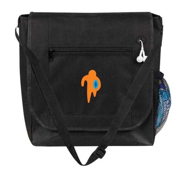 Voyage messenger bag