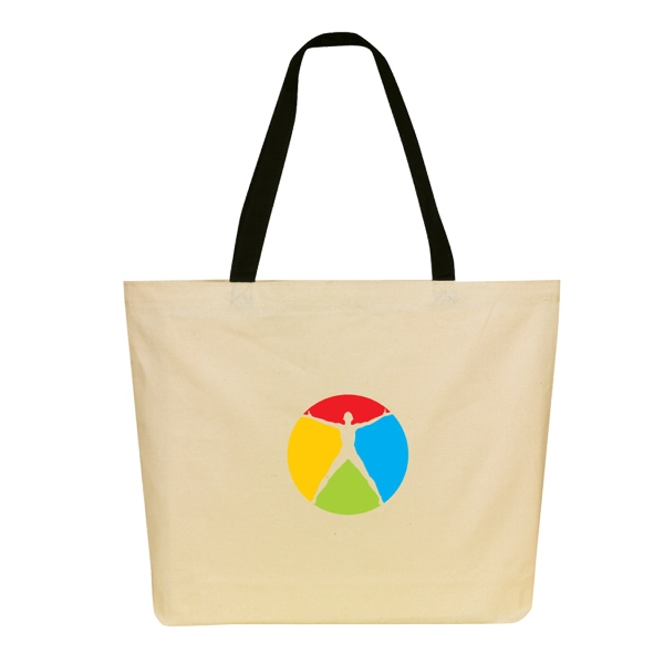 Durable Canvas Tote Bag-IMP