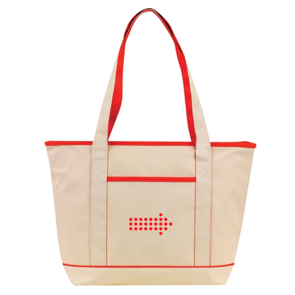Westend Natural Tote Bag-IMP