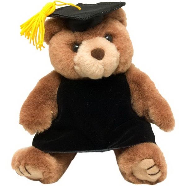 "9"" Graduation Bear"