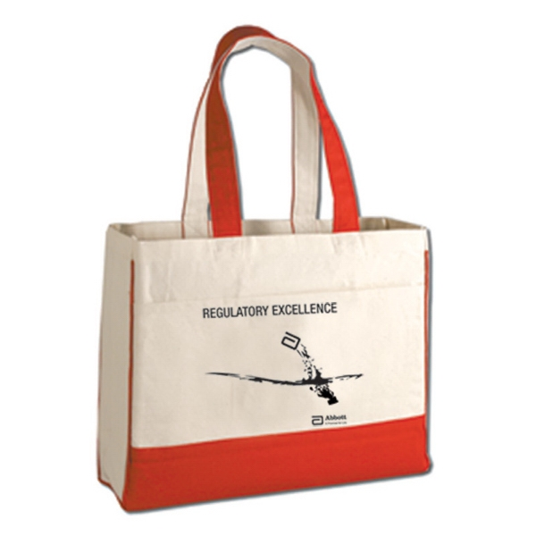 Cotton Canvas Standard Tote Bag Photo
