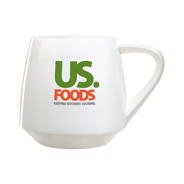 Launch Mugs For Life (r) - 14 Oz. Mug Made From 100% Recycled Plastic Photo