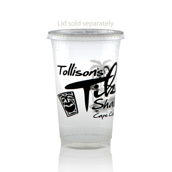 20 oz Clear Greenware® Cup - Tradition