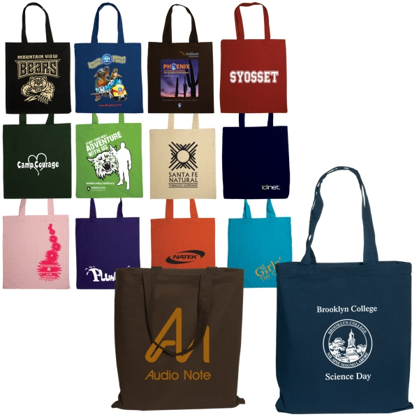 Pedestrian Eco-responsible (tm) - Cotton Tote Bag Photo