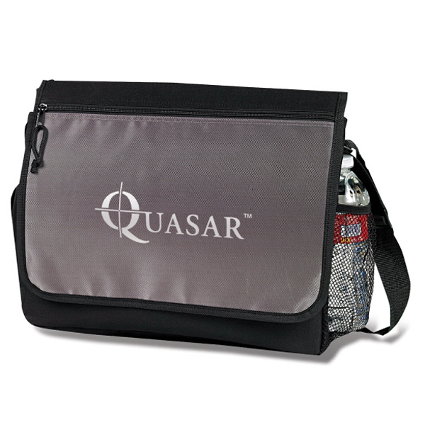 Messenger Bag Made Of 600 Denier Polyester With Pvc Backing Photo