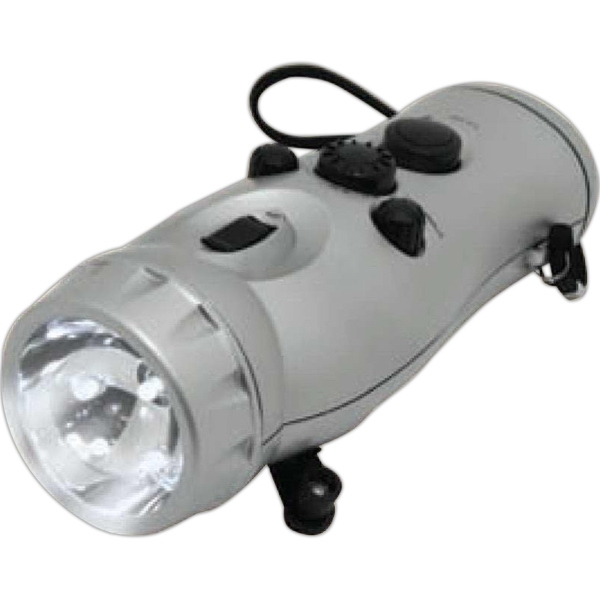 Dynamo - Rechargeable Am/fm Lantern Radio With Five Super Bright Led's Photo