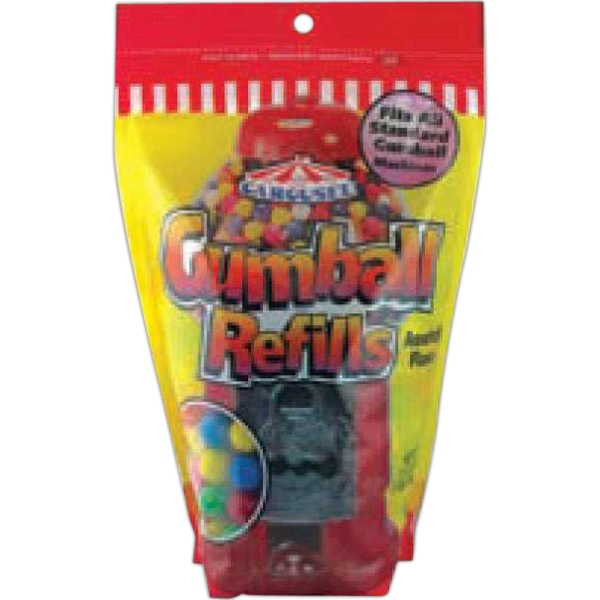18 Oz. Bag Of Gumballs, Blank Photo