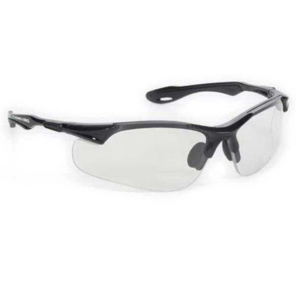 Provizgard - Clear Lens - Fashion Style Wrap Around Safety Glasses Photo