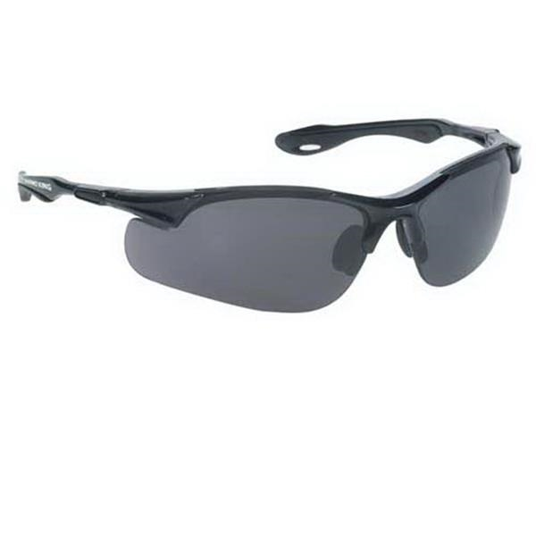 Provizgard - Gray Lens - Fashion Style Wrap Around Safety Glasses Photo