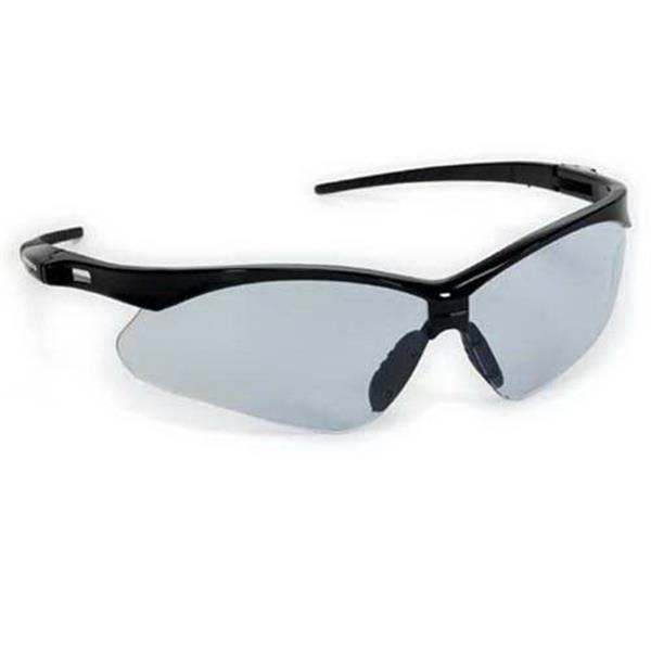 Provizgard - Light Blue Lens - Premium Sport Style Wrap-around Safety Glasses Photo