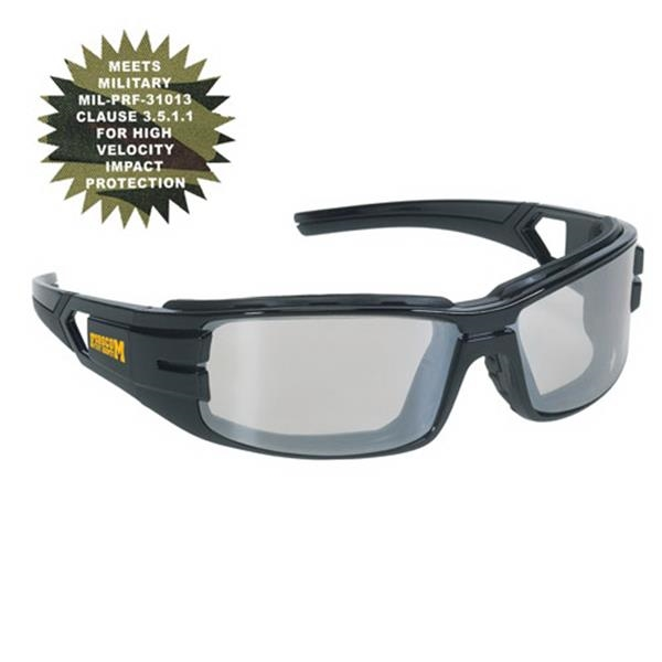 Provizgard - Indoor/outdoor Lens - Trooper Style Premium Safety Glasses Photo