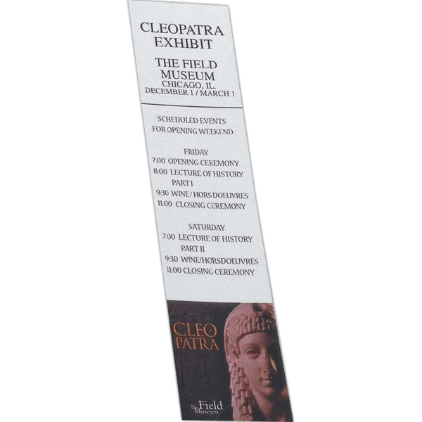 Bookmark With Square Corners Photo