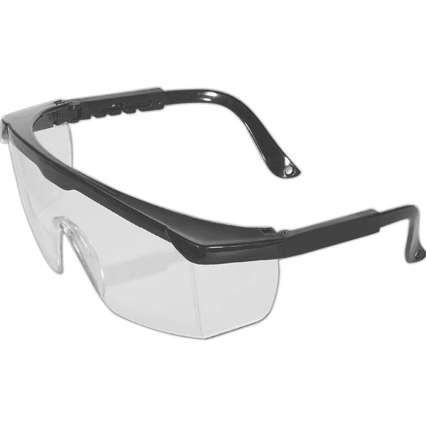 Safety Glasses With Wrap Around Protection Photo