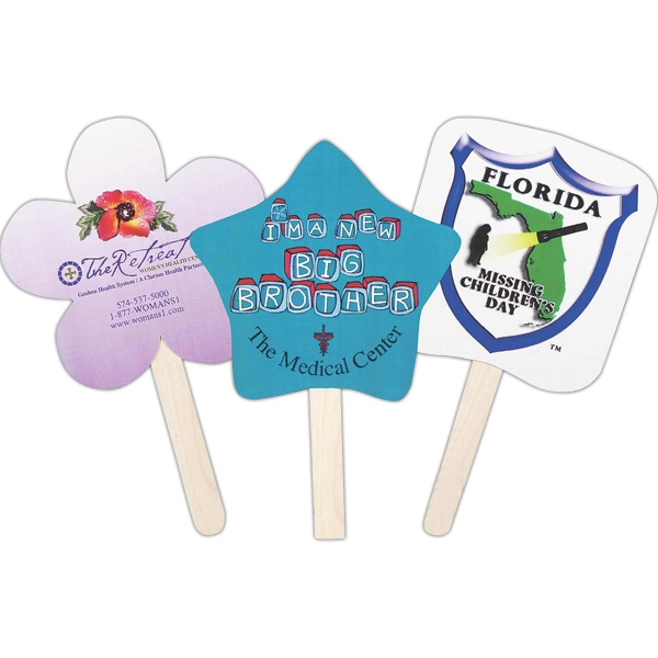 Mini Hand Fan Perfect For Benefits, Etc Photo