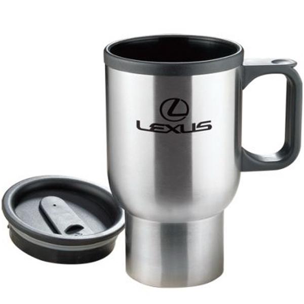 16 oz Insulated Stainless Steel Travel Mug