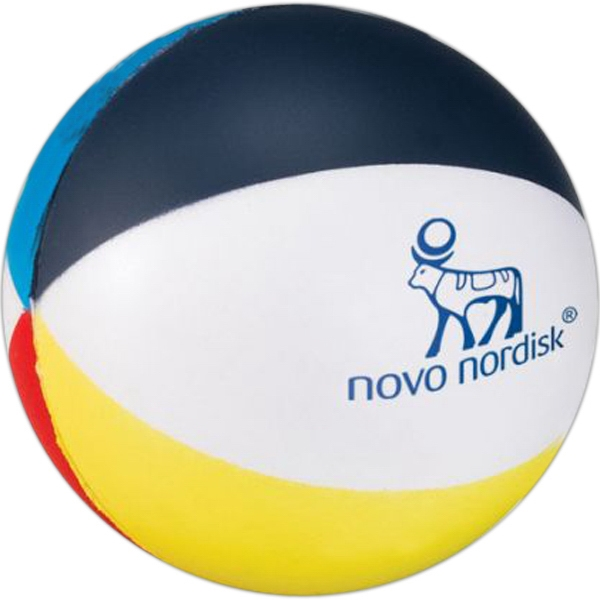 Richard - 1 Day Rush Service - Beach Ball Style Stress Ball Photo