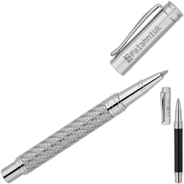 Bettoni (r) - Rollerball Pen With Fiber Barrel And Twist Action Mechanism Photo