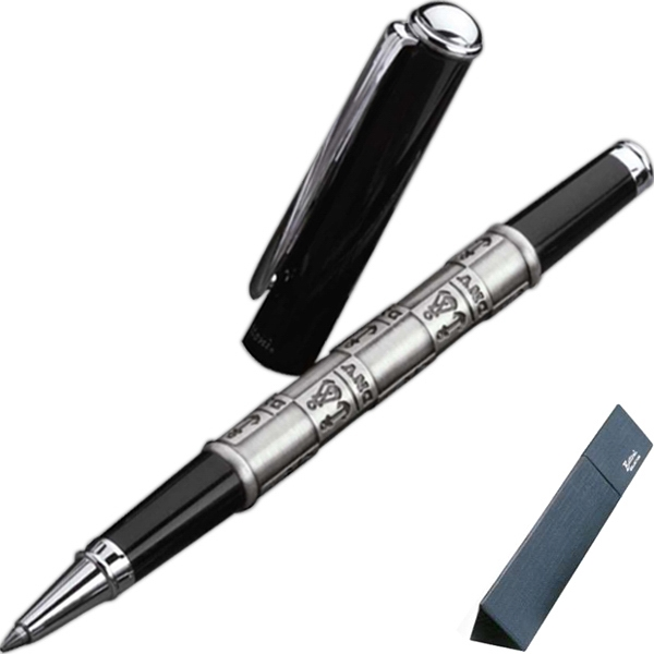 Bettoni (r) - Rollerball Pen With Custom Molded Barrel Photo