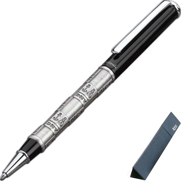 Bettoni (r) - Twist Action Ballpoint Pen With Custom Molded Barrel Photo