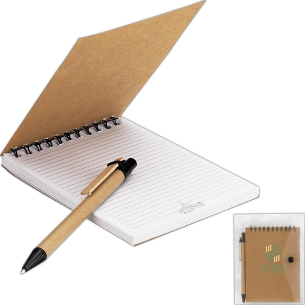 Mini Jotter and Pen