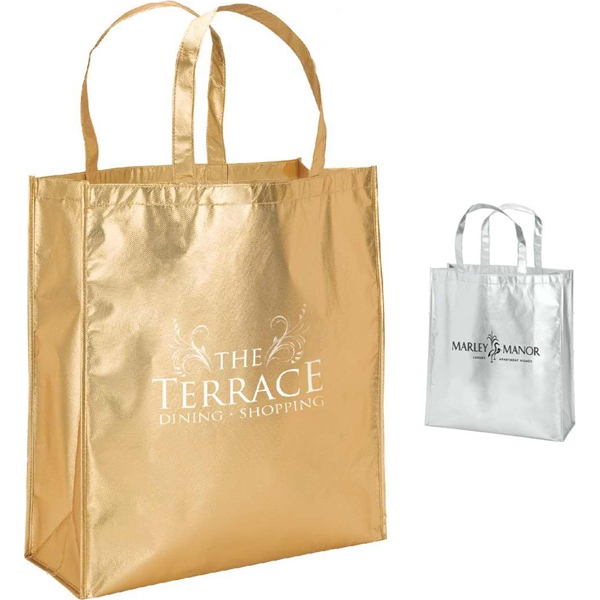 Metallic Tote Photo