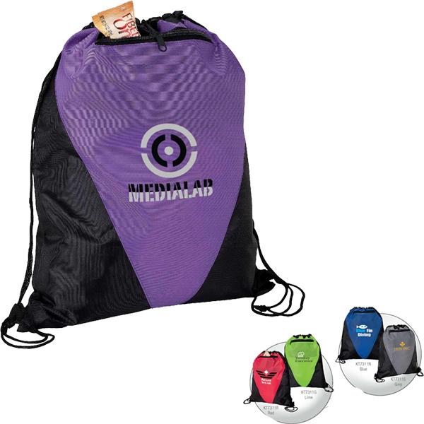 Drawstring Sport Bag 2