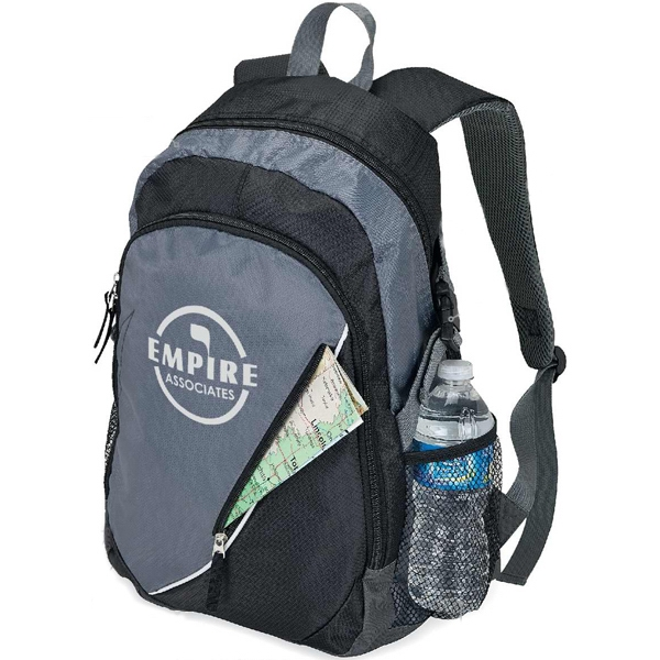 Side Strap Backpack With Carry Handle Photo