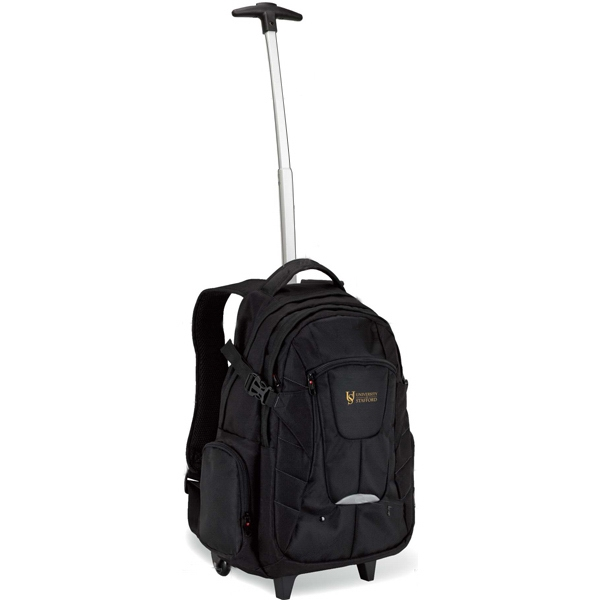 Ancona Rolling Backpack