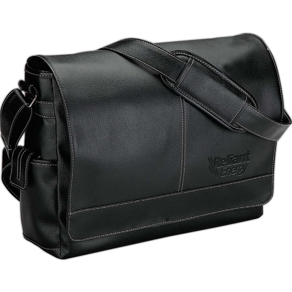 Messenger Bag With An Adjustable Shoulder Strap Photo