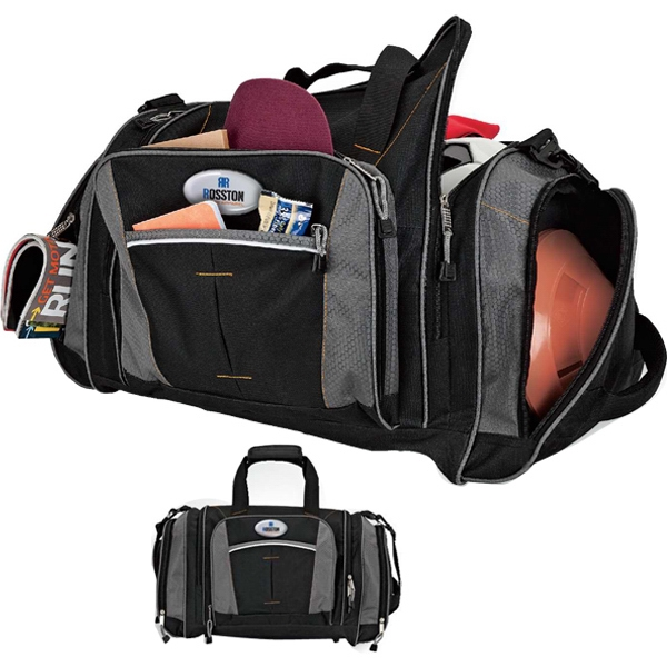 Large Sports Duffel Bag Photo