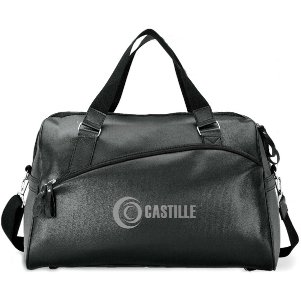 Soft Lichee Executive Travel Duffel Photo