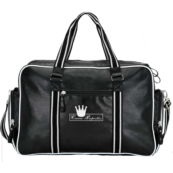 Executive Leatherette Travel Bag Photo