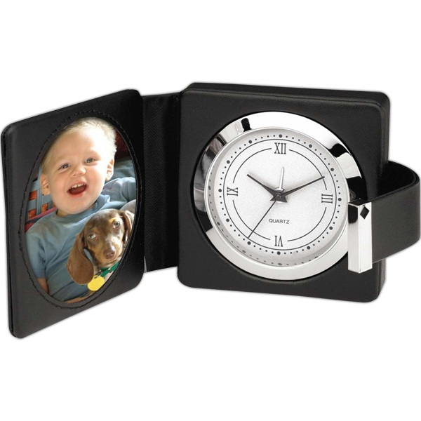 Travel Alarm And Photo Frame Photo