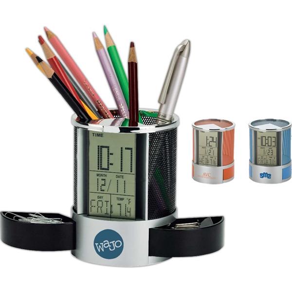Impressa Clock / Organizer