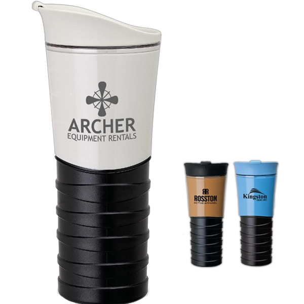 16 Oz As/pp Tumbler With Contour Grip Photo