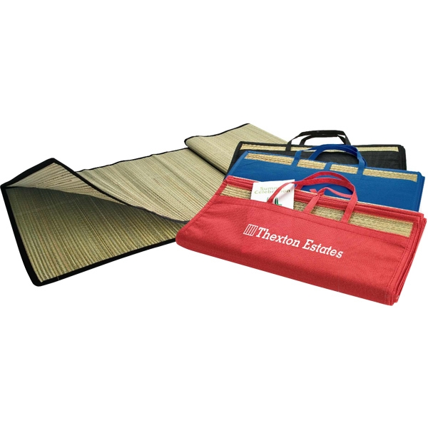 Eco-lifestyle (tm) - Beach Mat, Straw Photo