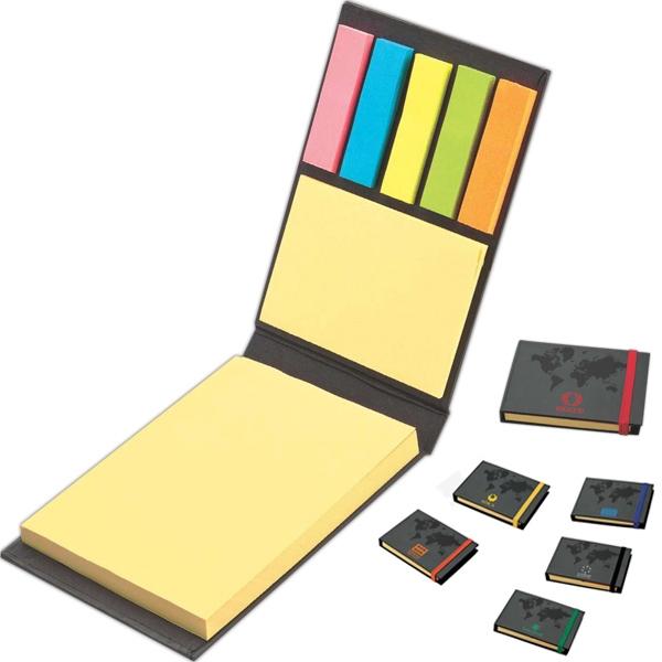 Bristol World Design Sticky Notes Book