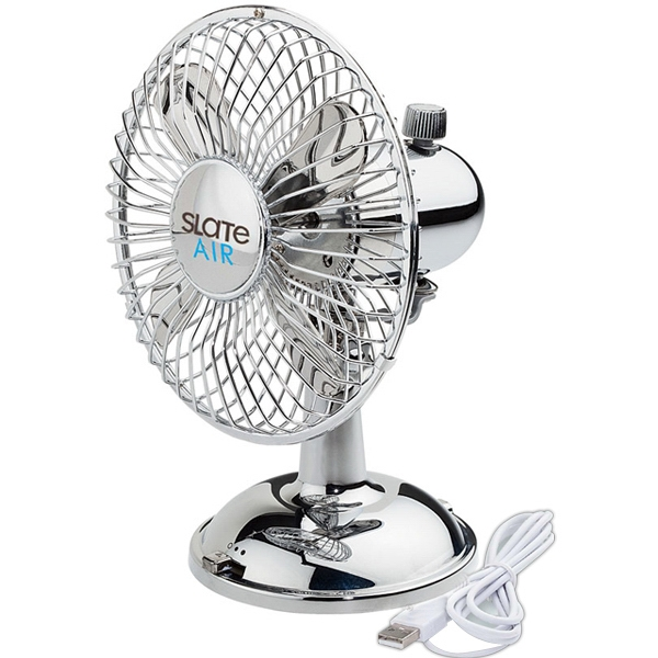 Usb Oscillating Fan Photo