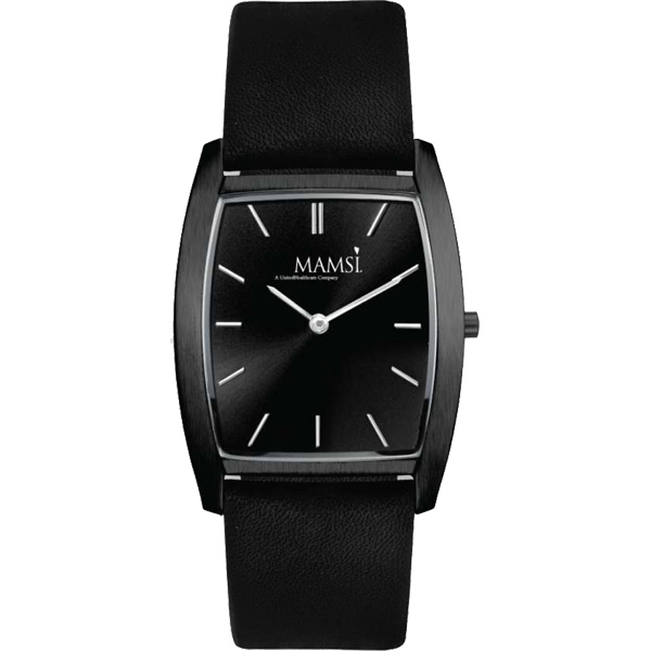 Black - Watch With Slim Elegant Design And Black Finish Photo