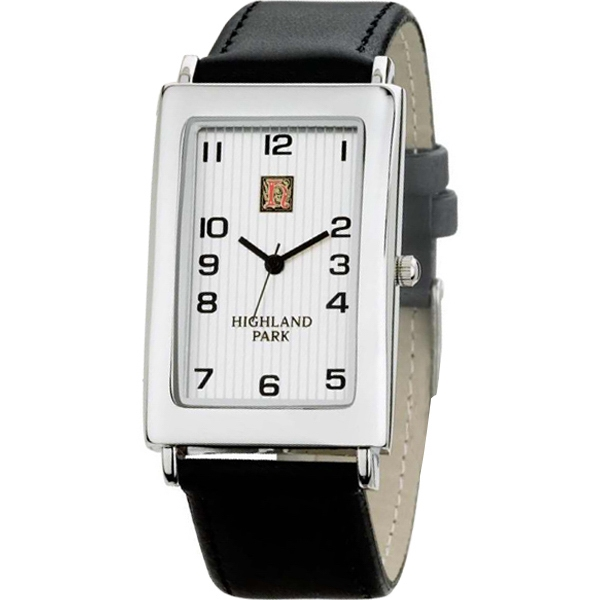 Water Resistant Unisex Watch With Quartz Movement, Leatherette Strap And Metal Case Photo