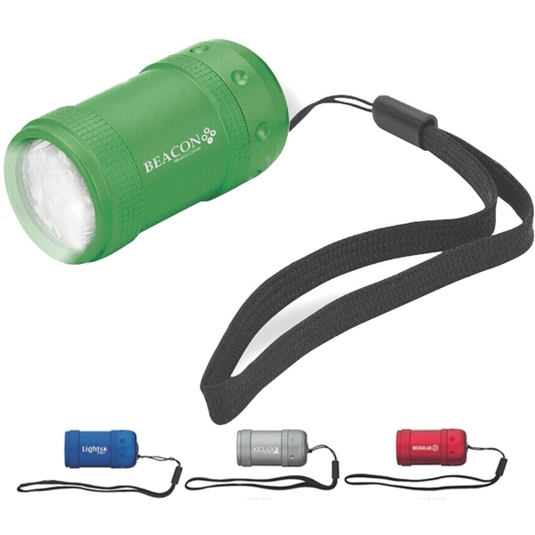 6-led Flashlight With Nylon Wrist Strap Photo