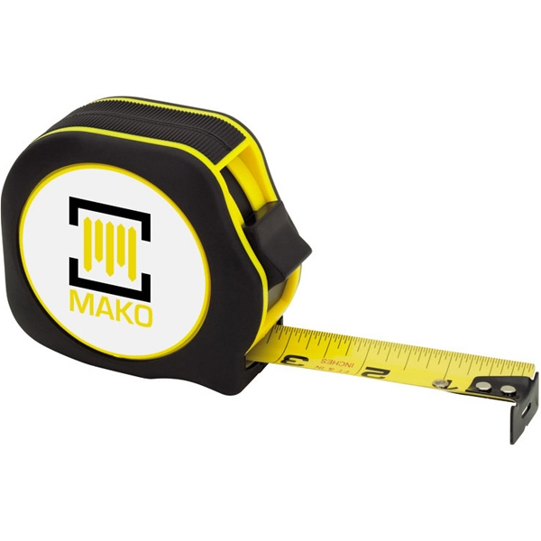 Rubber Touch Tape Measure