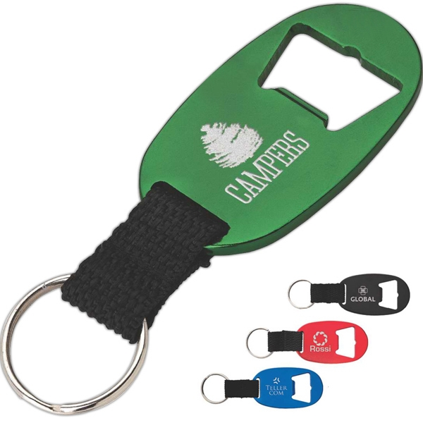 Oakvale Bottle Opener Keyring