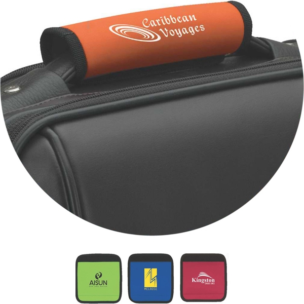 Luggage Identifier, Padded Handle Photo