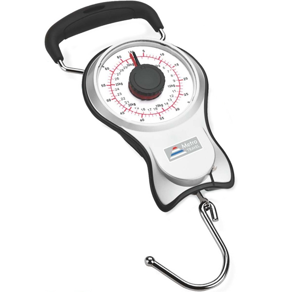 Luggage Scale With Tape Measure Photo