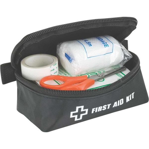 21 Piece First Aid Kit Photo